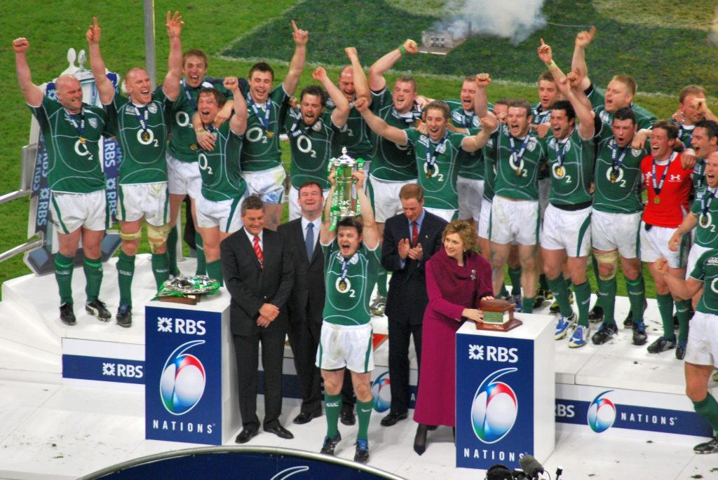 ireland six nations tickets