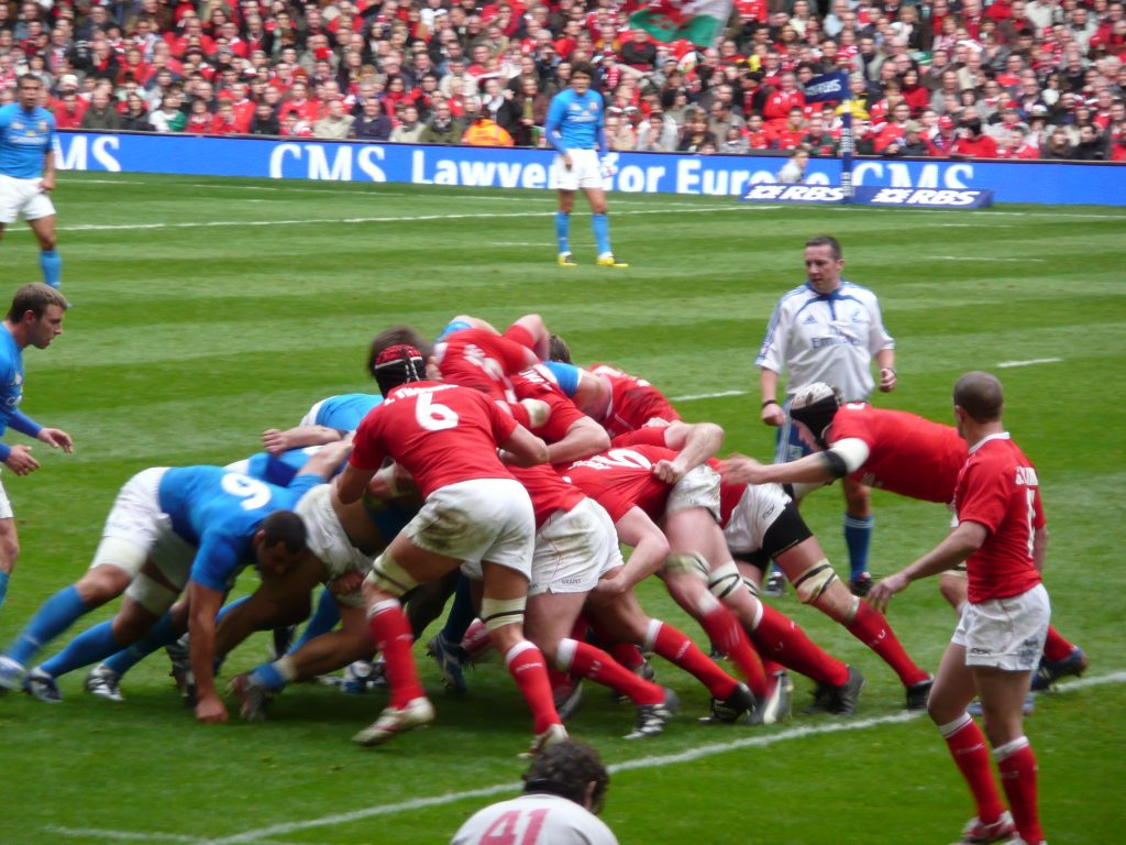Guinness Six Nations Fixtures