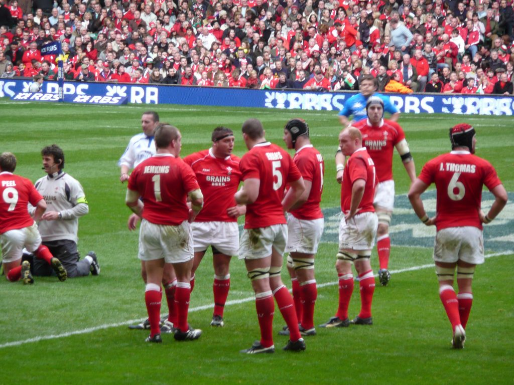 wales six nations tickets