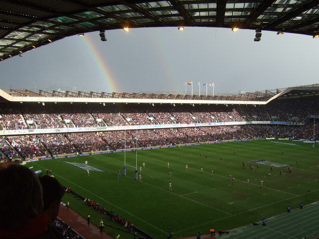 murrayfield travel information