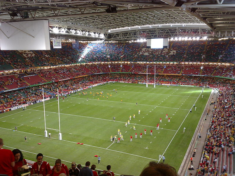 principality stadium travel information